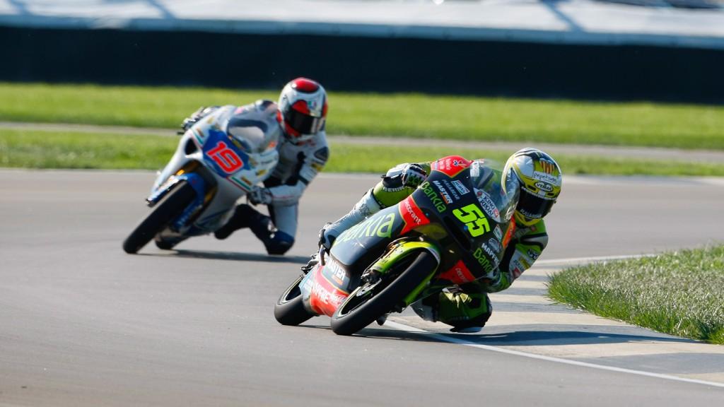 Hector Faubel, Bankia Aspar Team 125cc, Indianapolis FP3