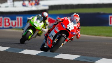 Nicky Hayden, Ducati Team, Indianapolis QP
