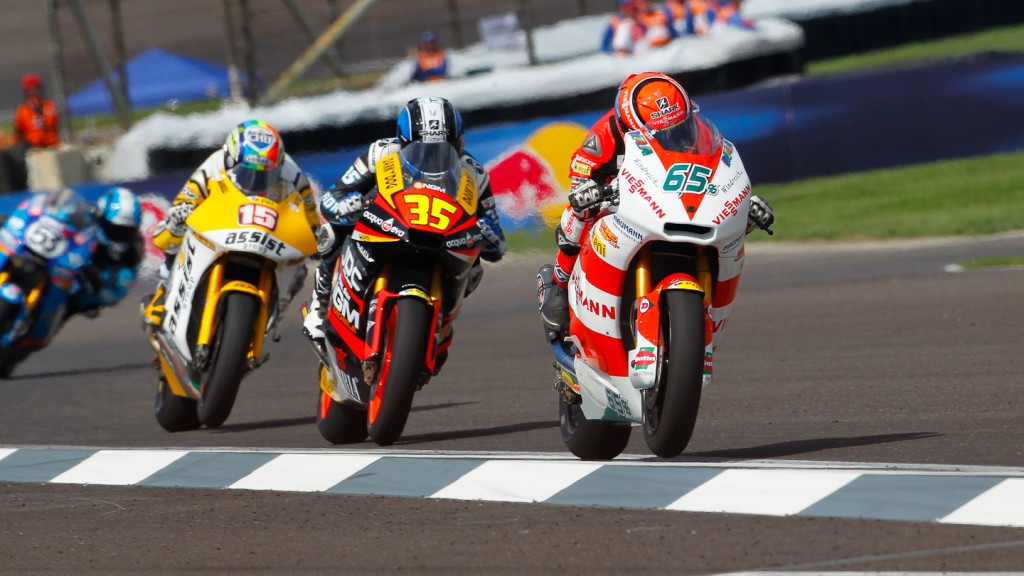 Moto2, Indianapolis QP
