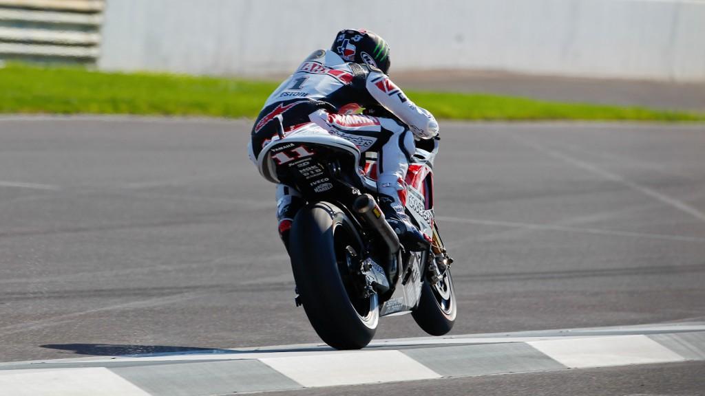 Jorge Lorenzo, Yamaha Factory Racing, Indianapolis WUP