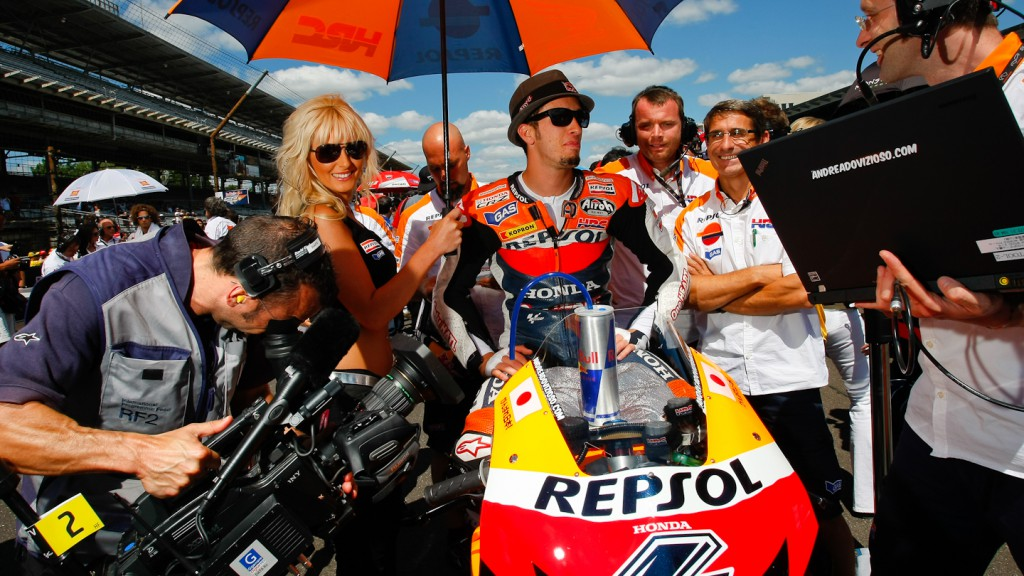 Andrea Dovizioso, Repsol Honda Team, Indianapolis RAC