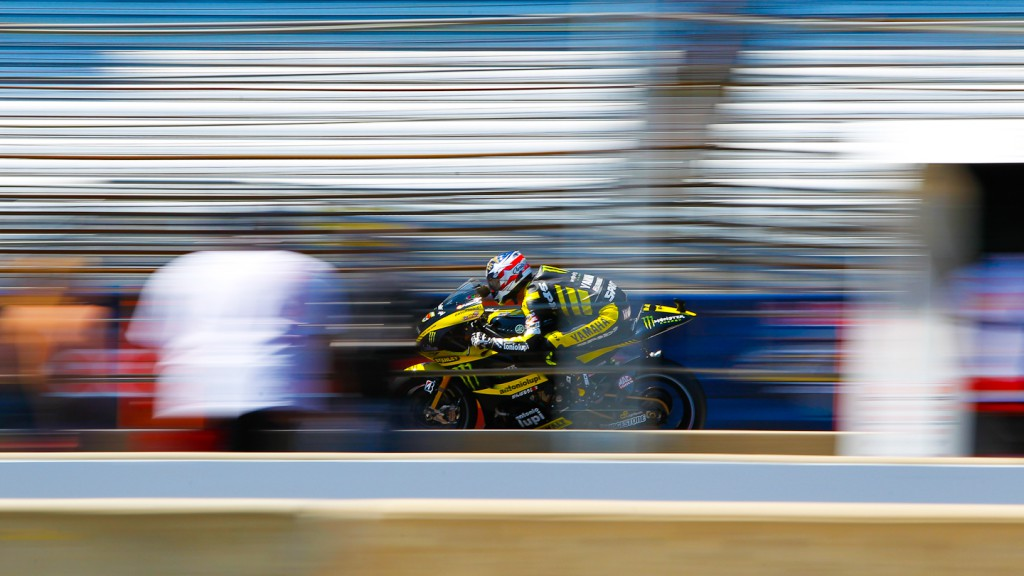 Colin Edwards, Monster Yamaha Tech 3, Indianapolis RAC