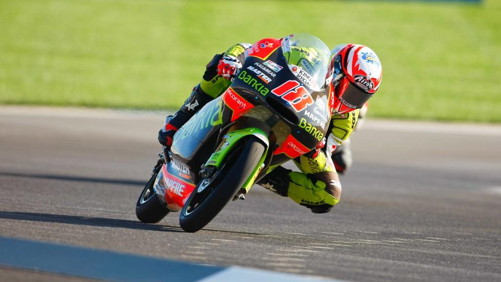 Nico Terol, Bankia Aspar Team 125cc, Indianapolis RAC