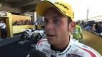 Indianapolis 2011 - 125cc - Race - Interview - Sandro Cortese