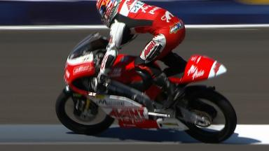 Indianapolis 2011 - 125cc - Race - Action - Johan Zarco