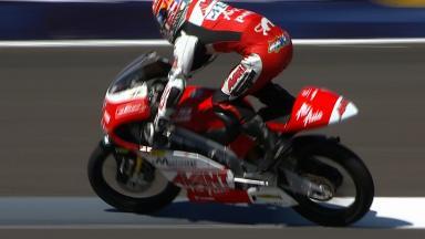 Indianapolis 2011 - 125cc - Race - Action - Johan Zarco