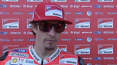 Indianapolis 2011 - MotoGP - Race - Interview - Nicky Hayden