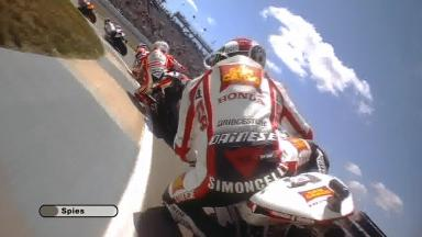 Indianapolis 2011 - MotoGP - Race - Action - Race start