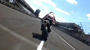 Indianapolis 2011 - MotoGP - Race - Action - Marco Simoncelli