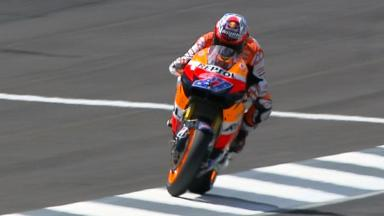 Indianapolis 2011 - MotoGP - Race - Action - Casey Stoner