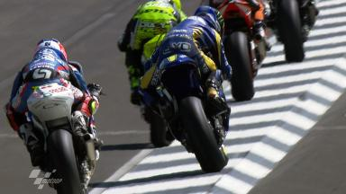 Indianapolis 2011 - Moto2 - Race - Action - Bradley Smith