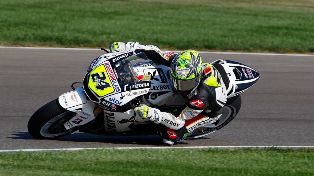 Toni Elias, LCR Honda MotoGP, Indianapolis RAC