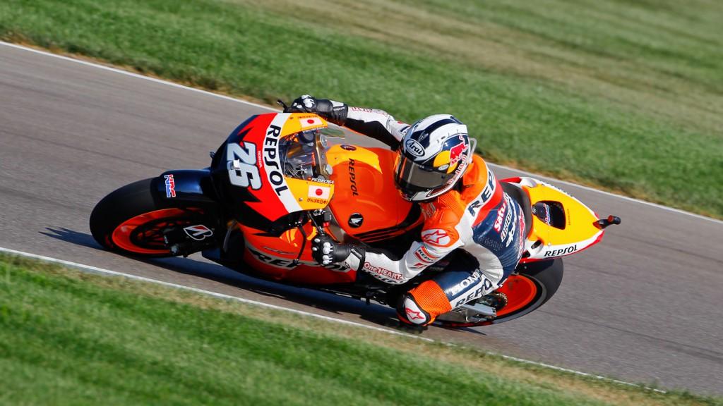 Dani Pedrosa, Repsol Honda Team, Indianapolis WUP