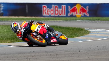Dani Pedrosa, Repsol Honda Team, Indianapolis RAC