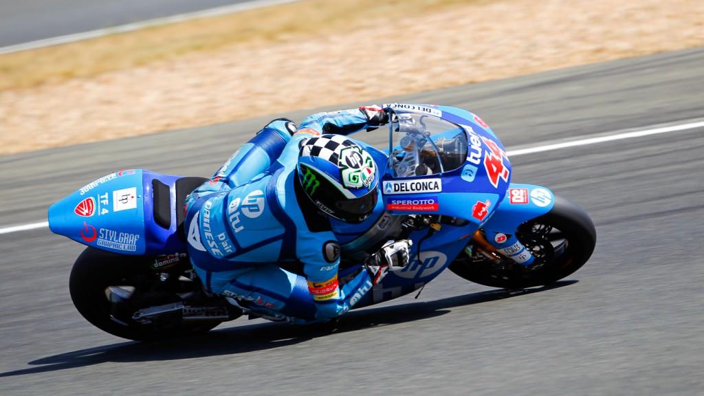 Pol Espargaro, HP Tuenti Speed Up, Indianapolis RAC