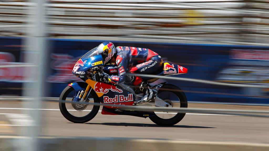 Jonas Folger, Red Bull Ajo MotoSport, Indianapolis WUP