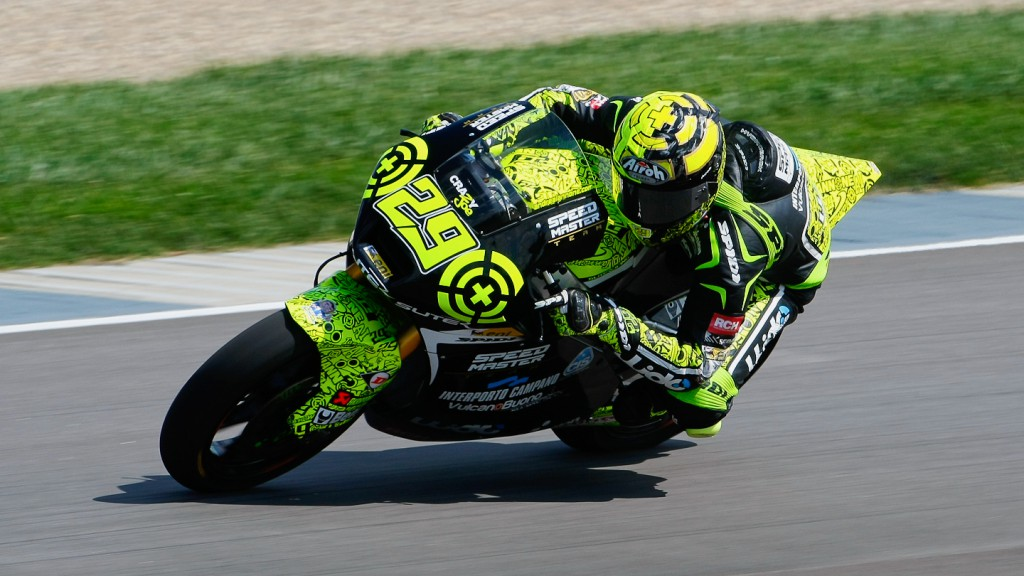 Andrea Iannone, Speed Master Team, Indianapolis RAC