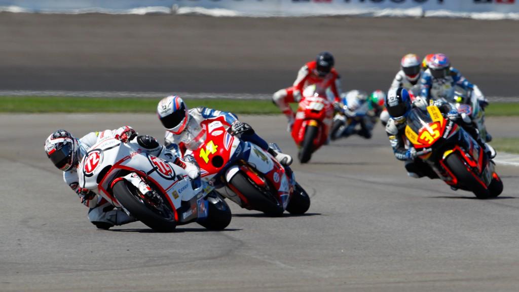 Yuki Takahashi, Gresini Racing Moto2, Indianapolis RAC
