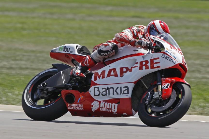 Hector Barbera, Mapfre Aspar Team