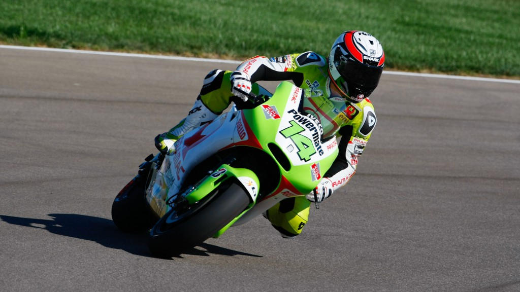 Randy de Puniet, Pramac Racing Team