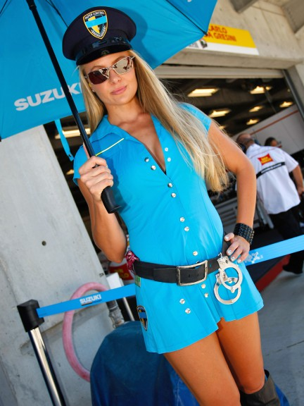 Paddock Girls, Red Bull Indianapolis Grand Prix