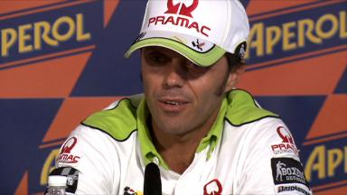 Capirossi announces his retirement