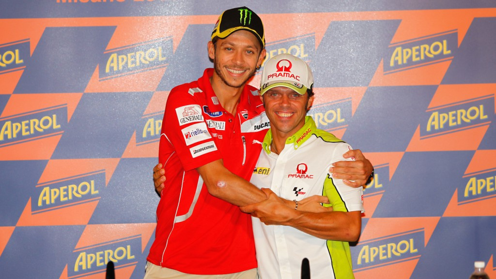 Loris Capirossi, Pramac Racing Team, Misano