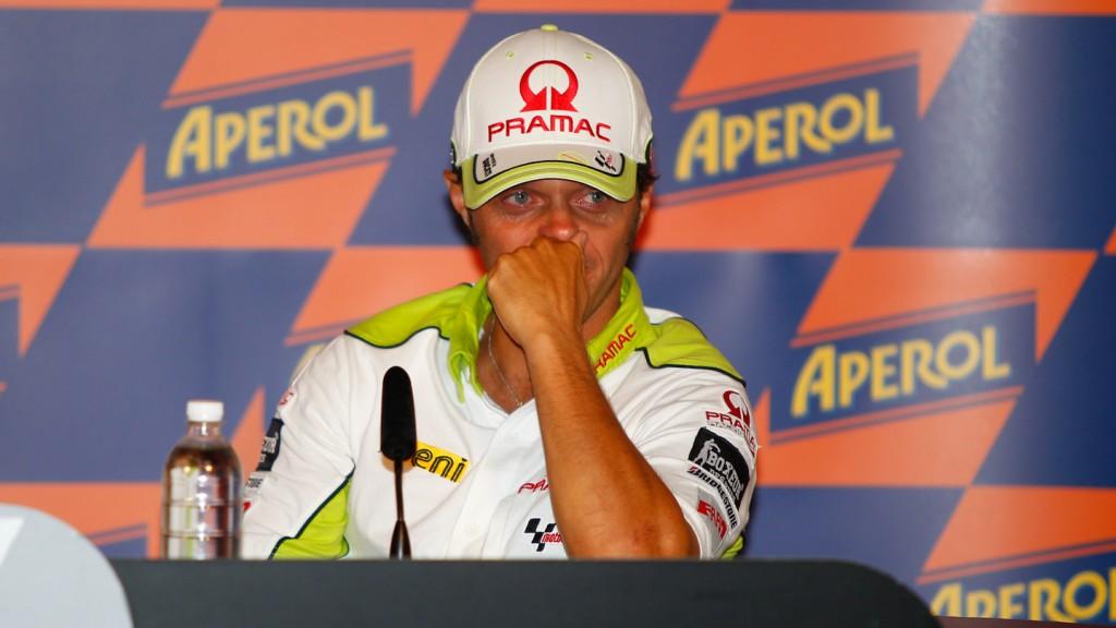 Loris Capirossi, Pramac Racing Team, Misano