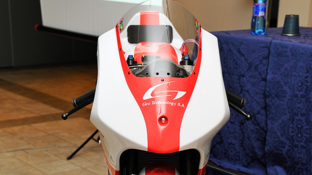 Geo Technology Moto3 project unveiled, Misano