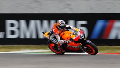 Andrea Dovizioso, Repsol Honda Team, Misano FP2