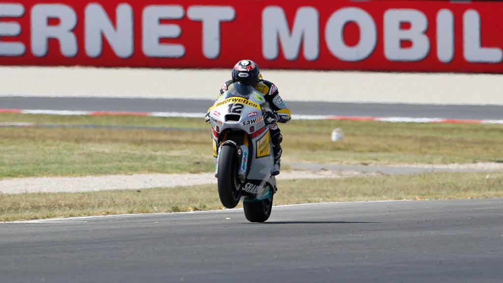 Thomas Luthi, Interwetten Paddock Moto2, Misano FP2