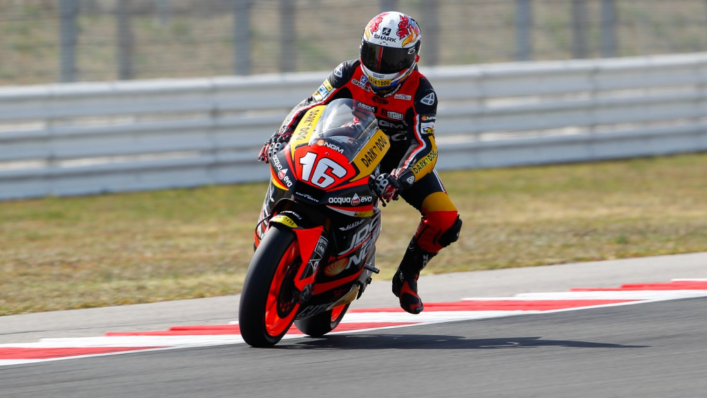 LJules Cluzel, NGM Forward Racing, Misano FP1