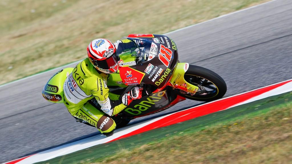 Nico Terol, Bankia Aspar Team 125cc, Misano FP2