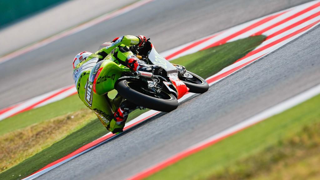 Nico Terol, Bankia Aspar Team 125cc, Misano FP1