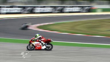 Misano 2011 - 125cc - FP2 - Action - Efren Vázquez