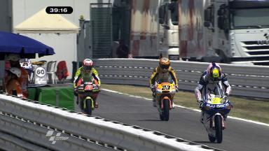 Misano 2011 - 125cc - FP2 - Full session