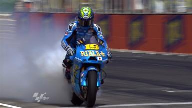 Misano 2011 - MotoGP - FP2 - Action - Álvaro Bautista