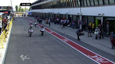 Misano 2011 - 125cc - FP1 - Full session