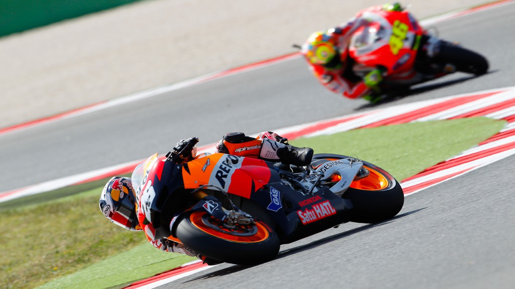 Dani Pedrosa, Repsol Honda Team, Misano FP1