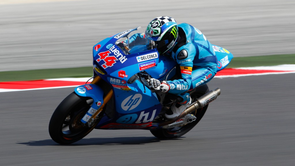 Pol Espargaro, HP Tuenti Speed Up, Misano FP1