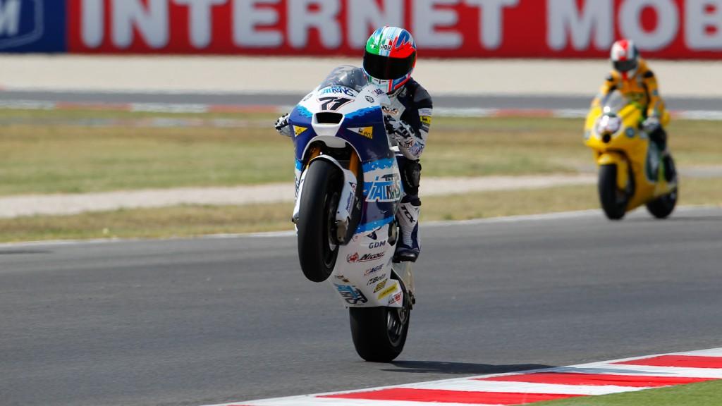 Claudio Corti, Italtrans Racing Team, Misano FP1