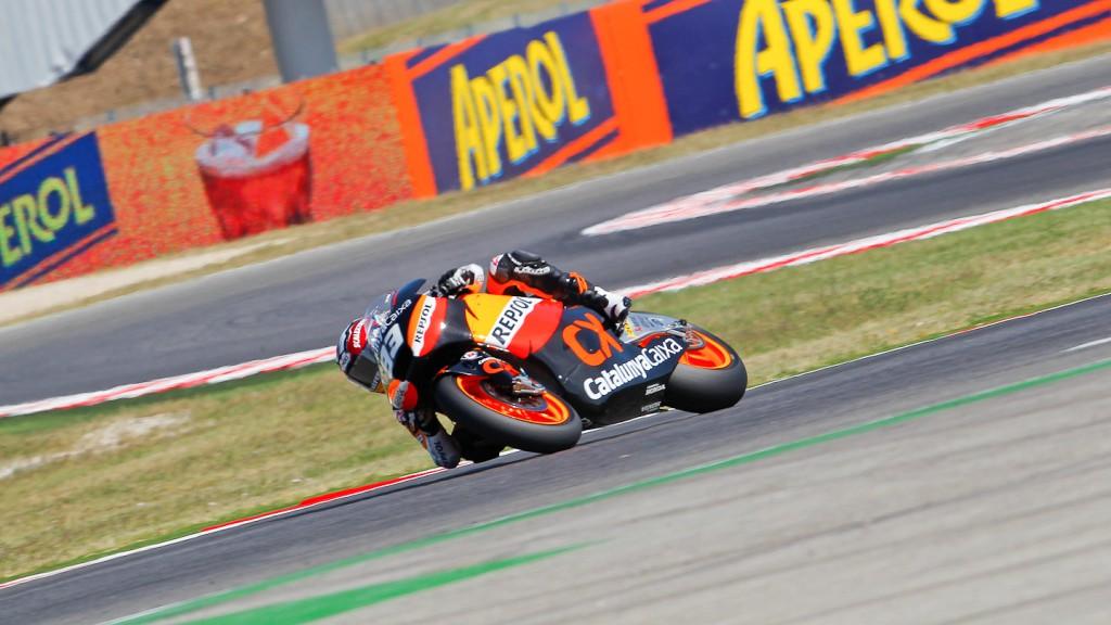 Marc Marquez, Team CatalunyaCaixa, Misano FP2