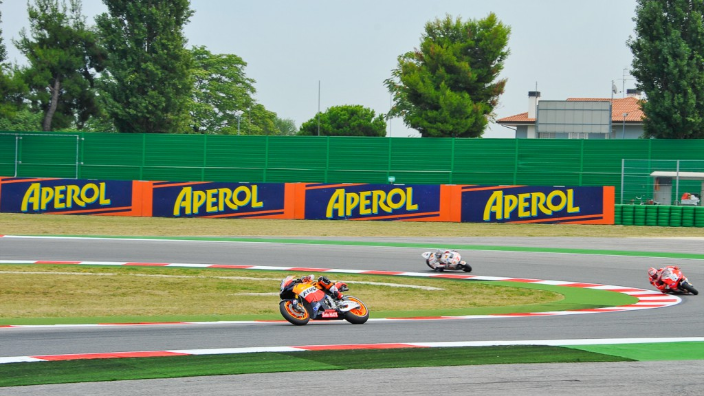MotoGP, Misano FP2
