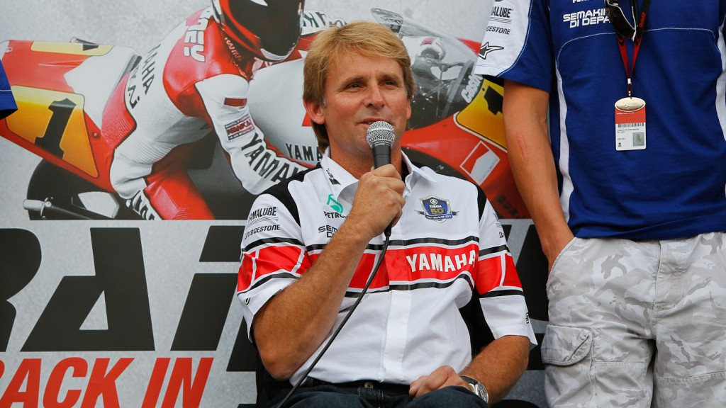 Wayne Rainey, Misano