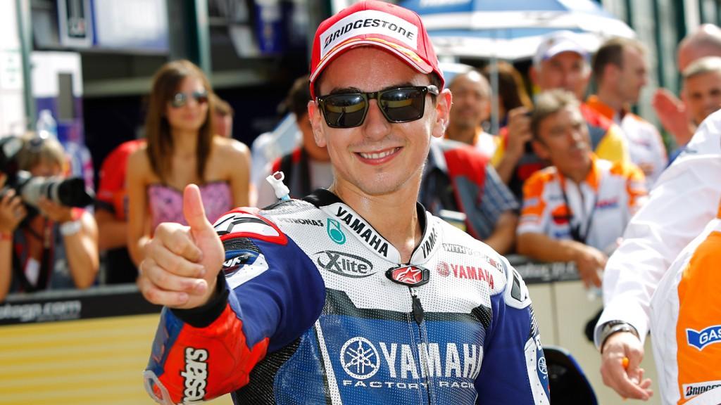 Jorge Lorenzo, Yamaha Factory Racing, Misano QP