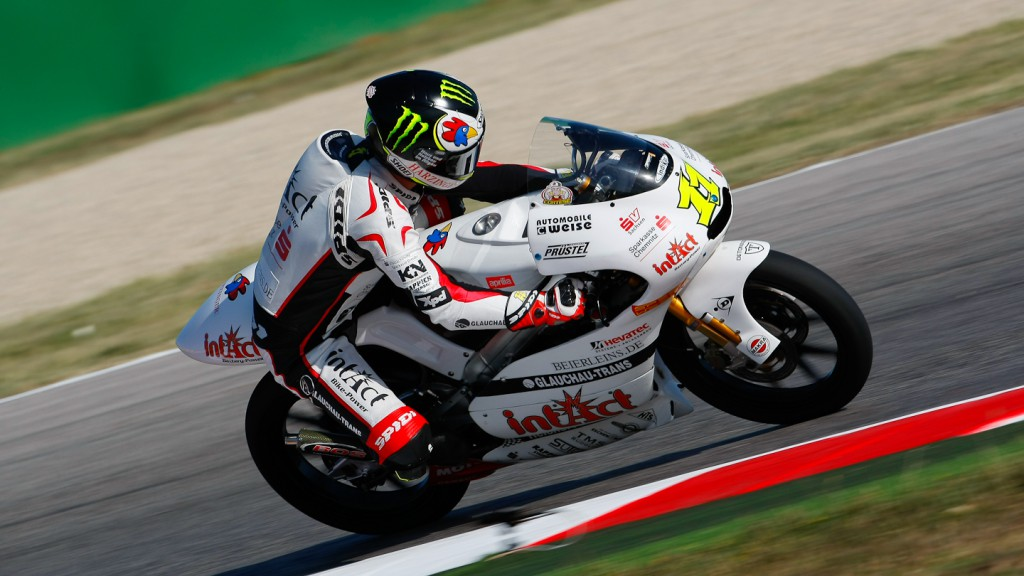 Sandro Cortese, Intact-Racing Team Germany, Misano QP
