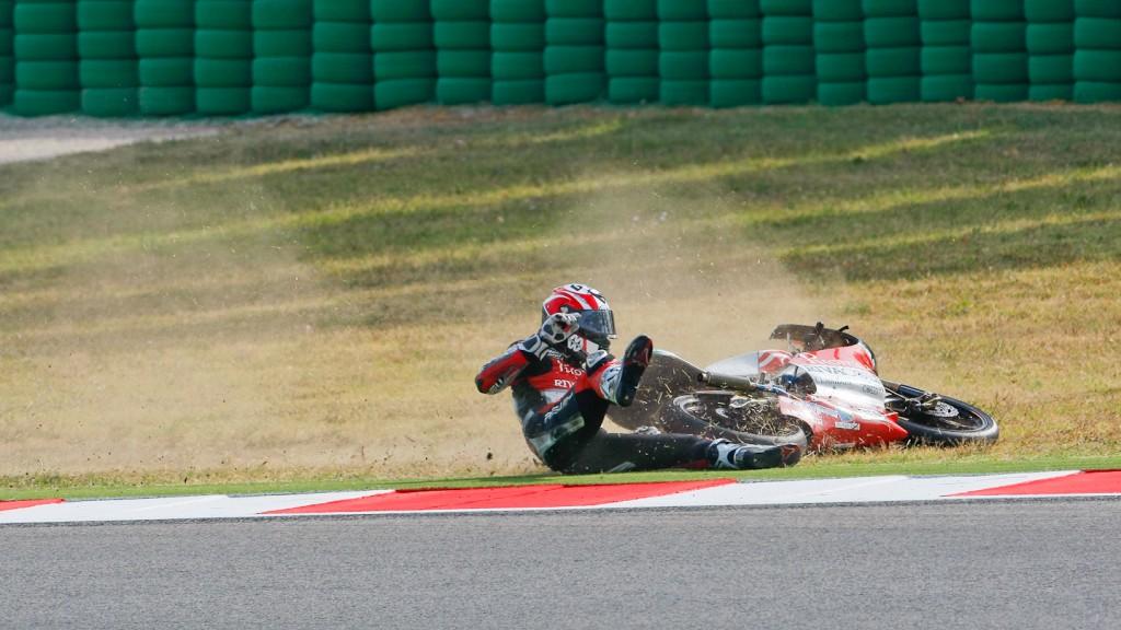 Simone Grotzkyj, Phonica Racing, Misano FP3