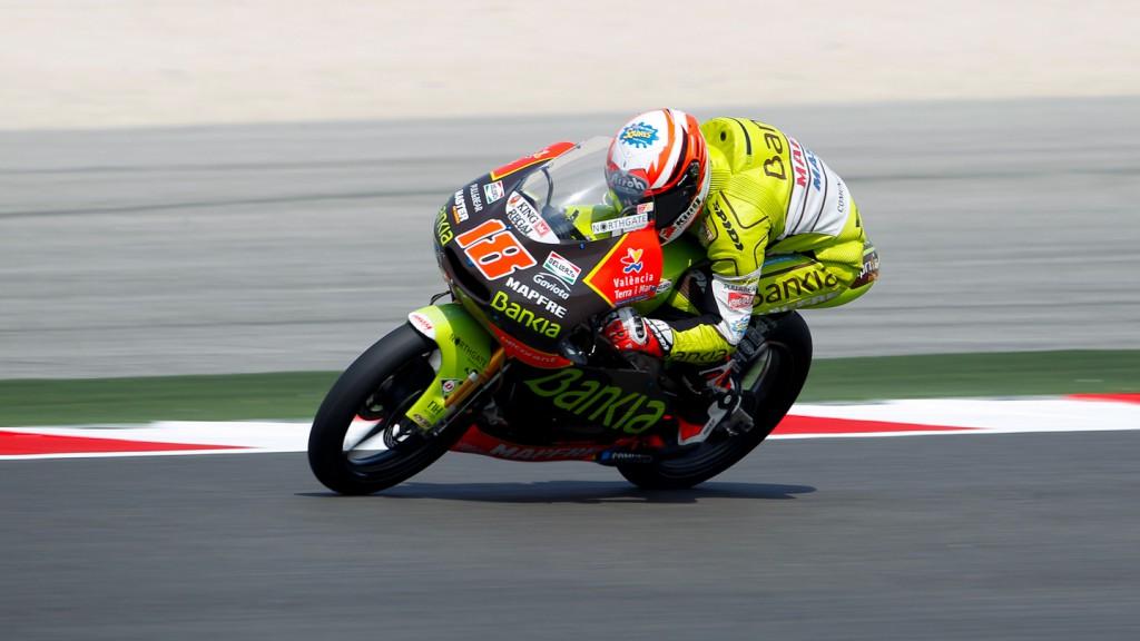Nico Terol, Bankia Aspar Team 125cc, Misano QP