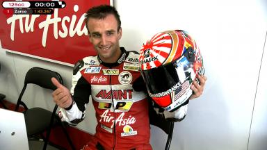 Misano 2011 - 125cc - QP - Highlights