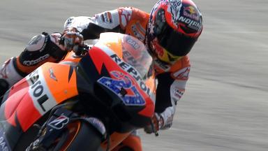 Misano 2011 - MotoGP - FP3 - Highlights